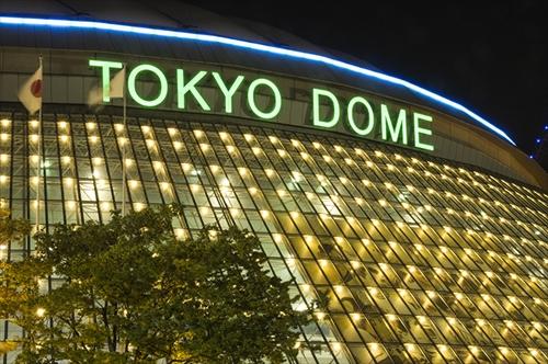東京ドームイルミ